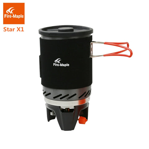 Fire Maple Star X1 Camping Stove Cooking System Outdoor Hiking