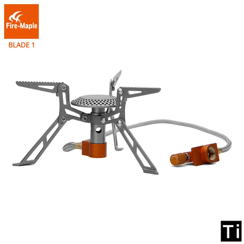 Fire Maple Titanium Stove FMS-117T Ultralight