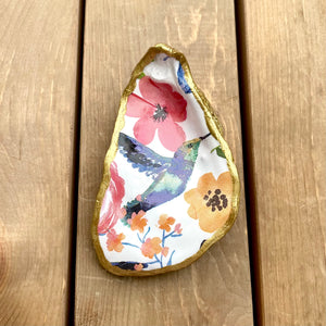Watercolor Collection-Oyster Ring Dishes
