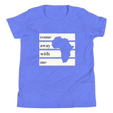Come Away With Me Youth Short Sleeve T-Shirt