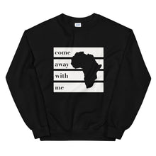 Load image into Gallery viewer, Come Away with Me Unisex Sweatshirt