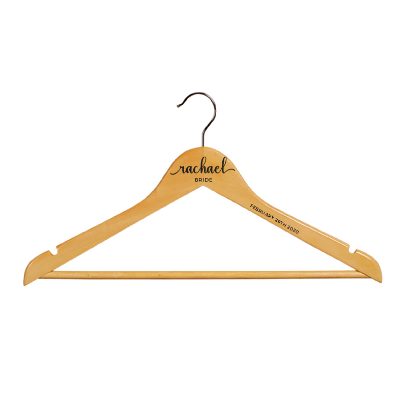 The Rachael Wedding Hanger