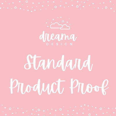 Personalised Product Proof