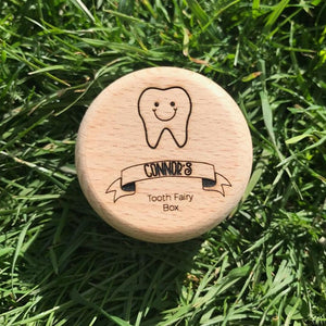 Personalised Tooth Fairy Boxes