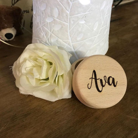 Named Keepsake Boxes
