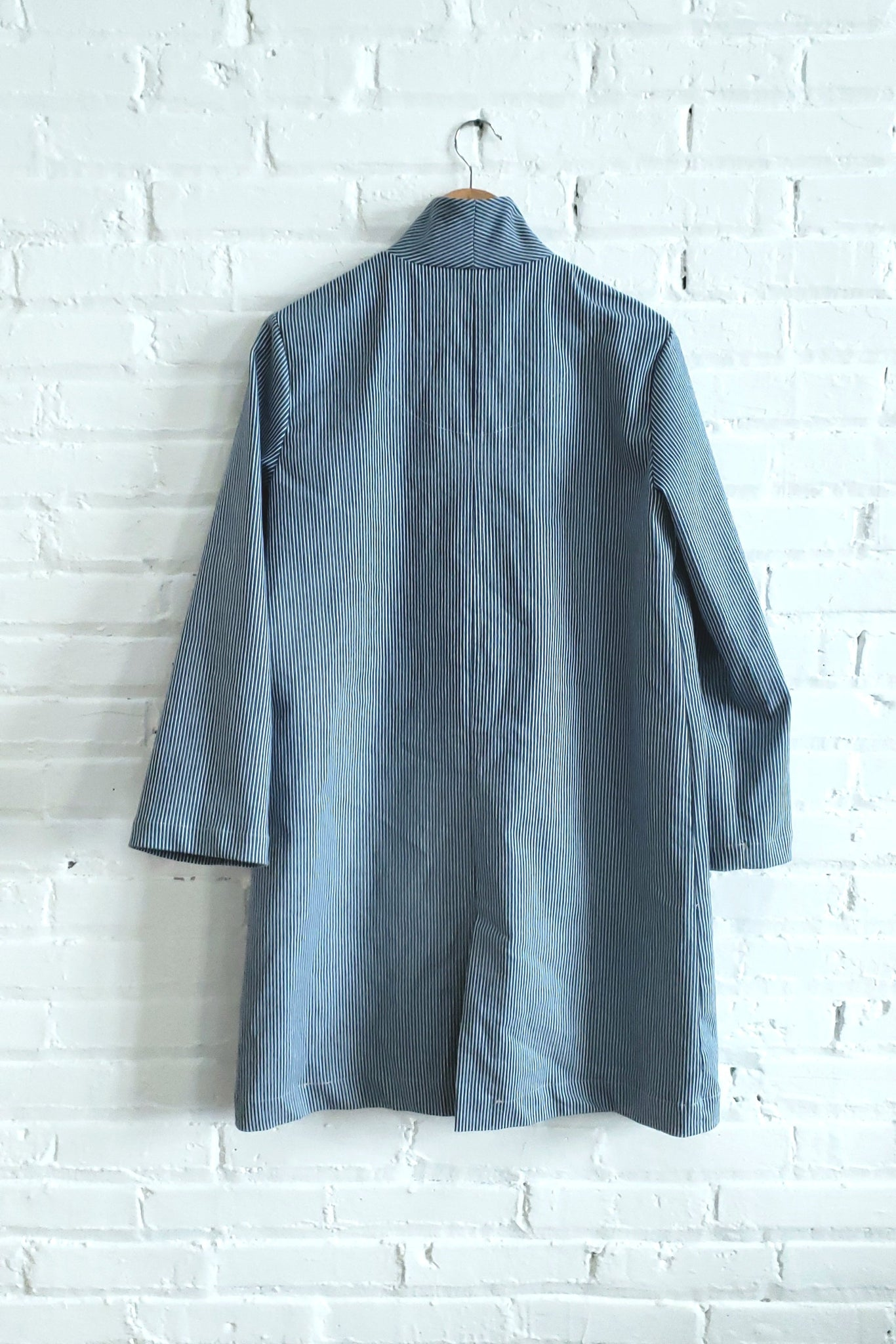 INGRID labcoat, Railroad, size Medium