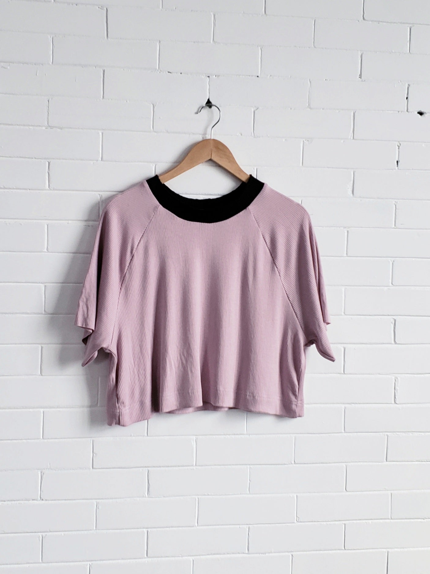 Raglan Sweater Tee