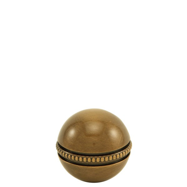 25mm Beaded Ball Finial