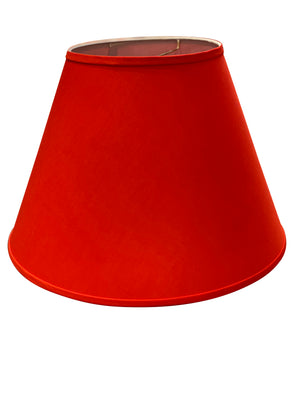 Bunny Williams Rosso Empire Lampshade