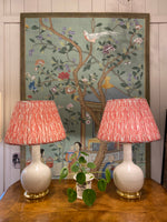 de Gournay Abbotsford framed panel