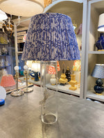 Large Glass Lamp