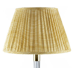 Fermoie Yellow Wave Lampshade