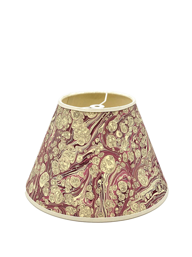 Pink Stormont - Small Empire Lampshade