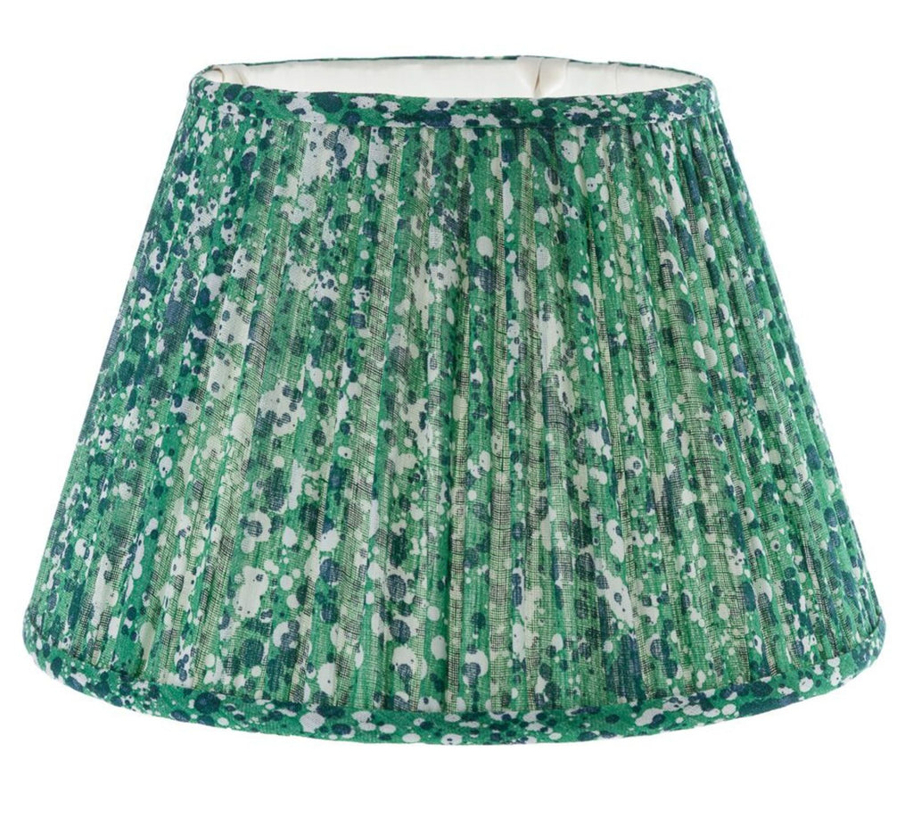 Fermoie Green Quartz Lampshade