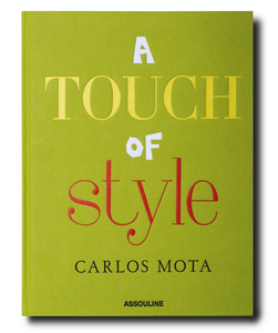 A Touch of Style - Coffee Table Book