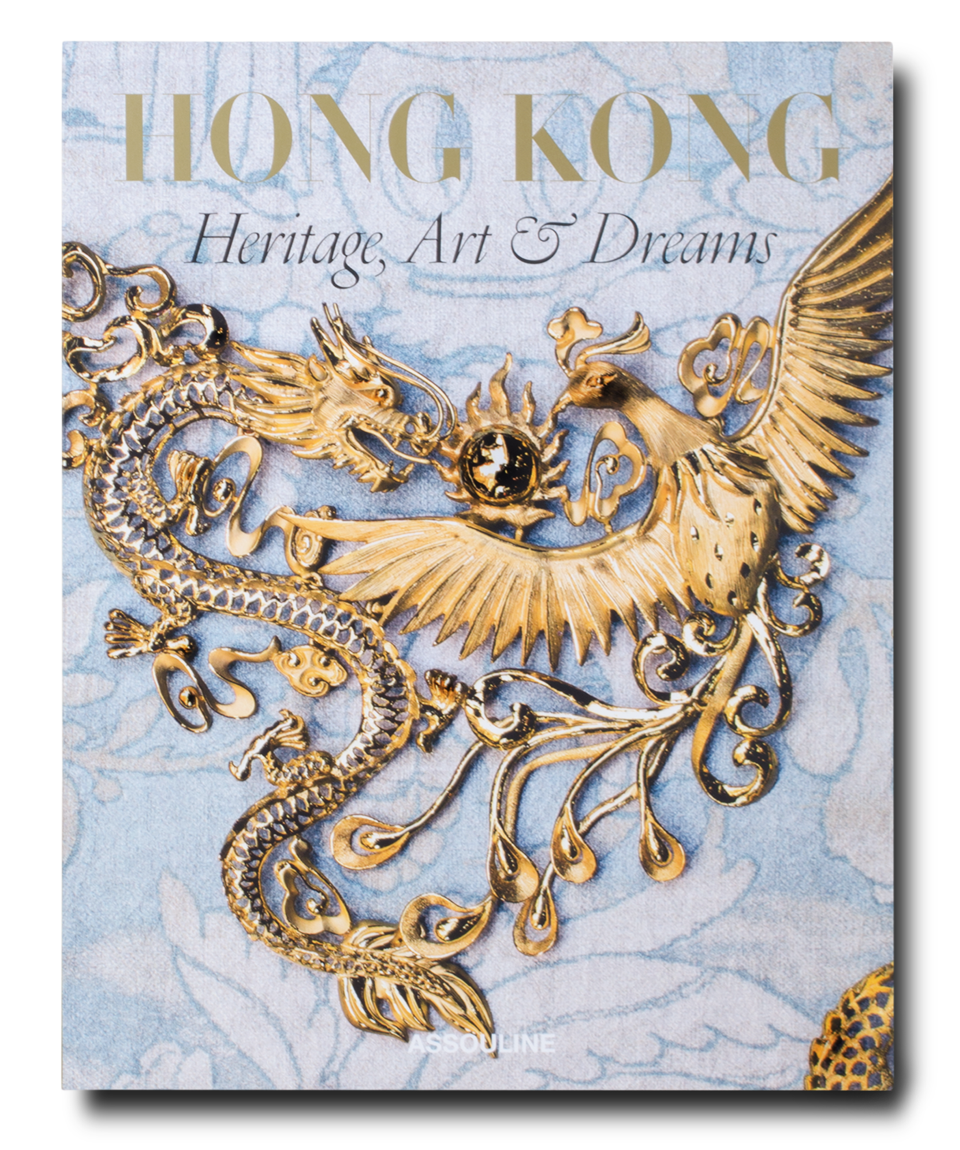 Hong Kong: Heritage, Art and Dreams - Coffee Table Book