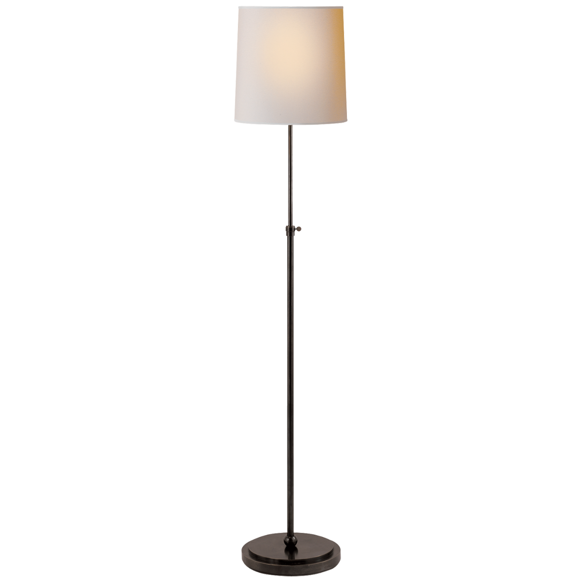 Bryant Floor Lamp in Bronze