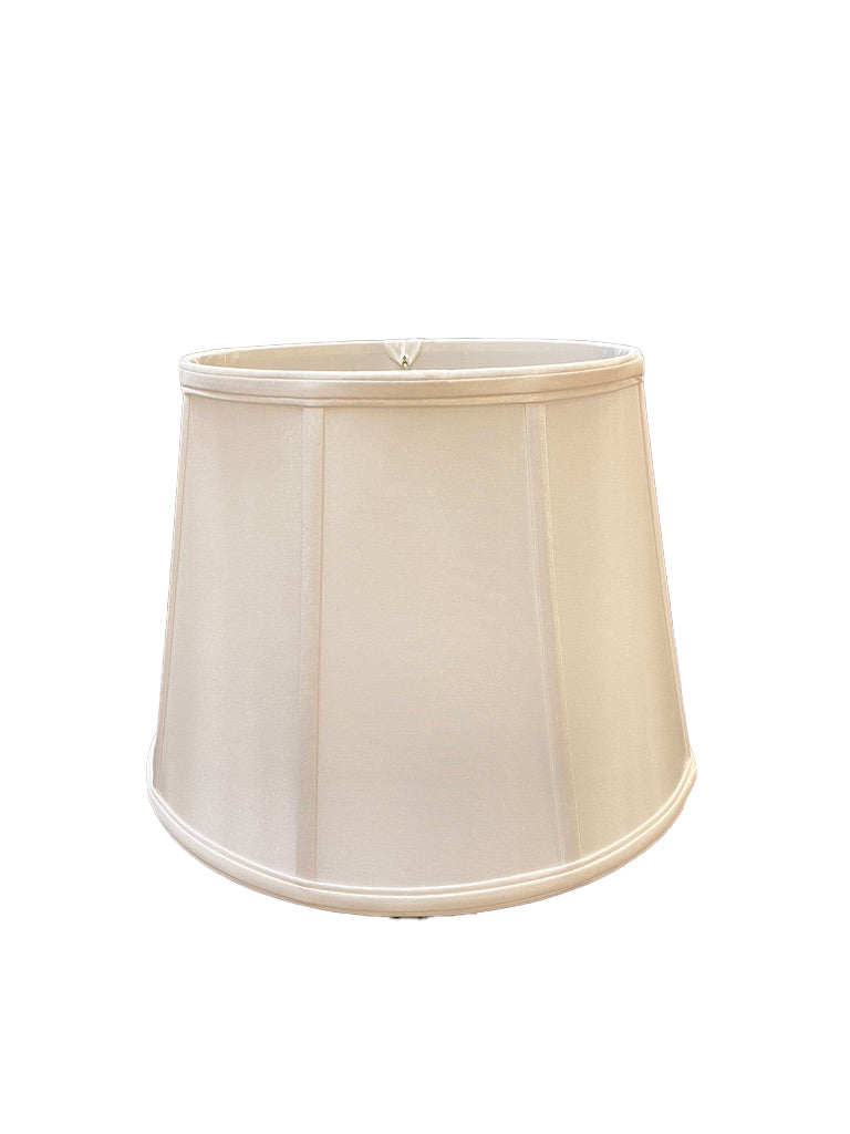 Silk British Drum Empire Lampshade