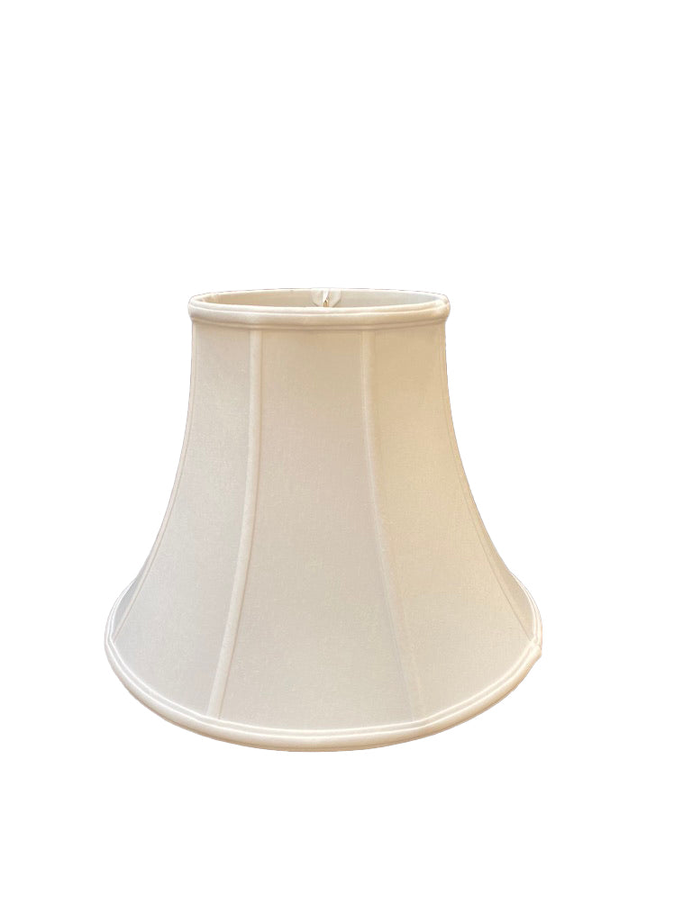 Slubless Antique Bell Lampshade