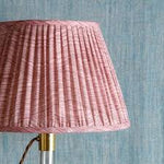 Fermoie Pink Wave Lampshade