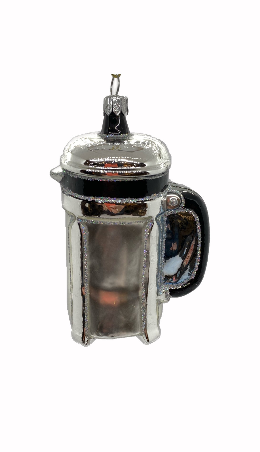 French Press Ornament