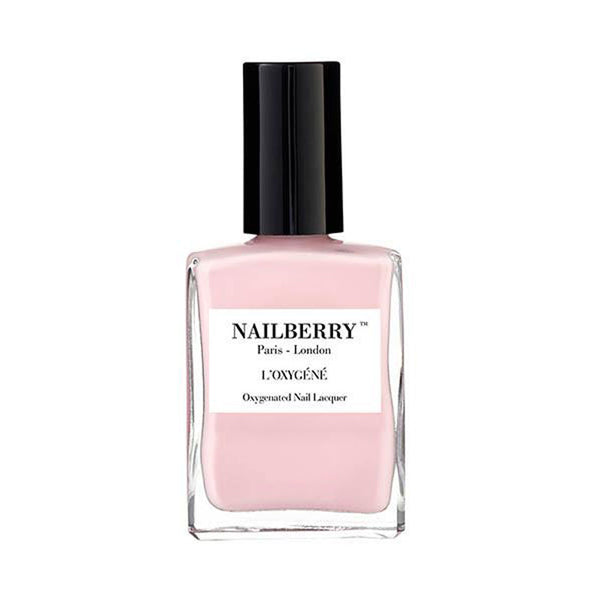 Nail Polish Lait Fraise - By Nailberry