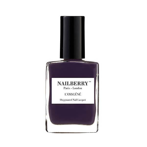 Nail Polish Blueberry - By Nailberry