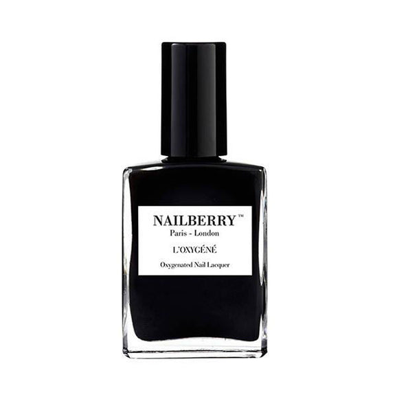Nail Polish Black Berry - By Nailberry
