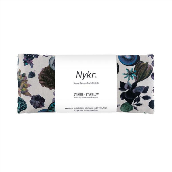 Eyepillow Floral Earth- By NYKR