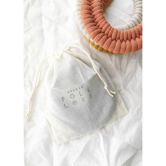 Macrame Necklaces Natural - Studio Folklore