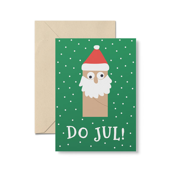 Do jul! - Julekort by Higren