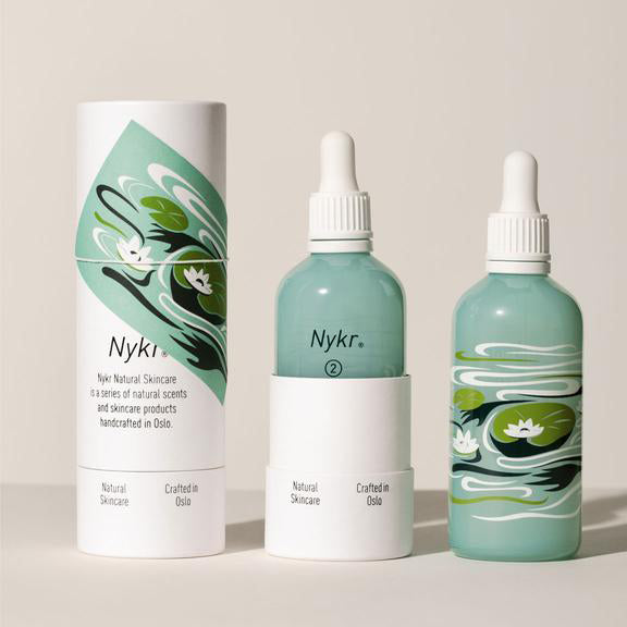 Cleansing Oil and Make Up Remover - By NYKR