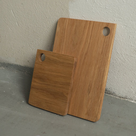 Wooden Cutting Board Squared - By Waags Småsnekkeri