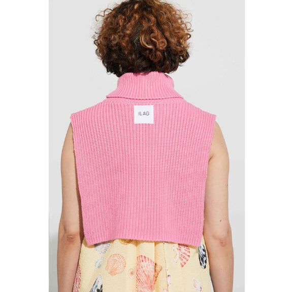 Neckwarmer PINK - By ILAG