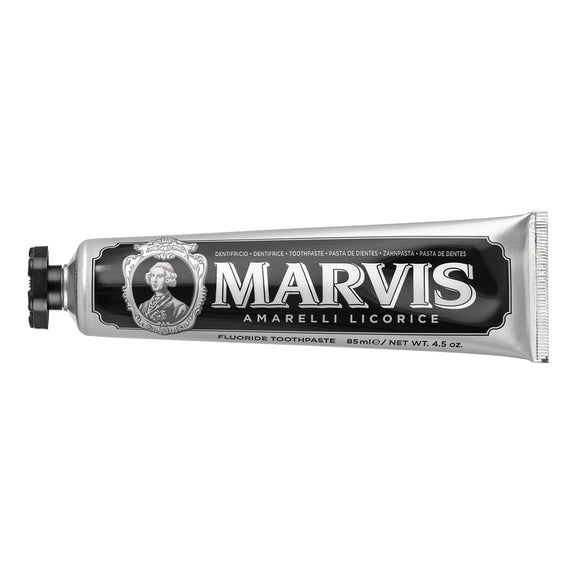 Tooth Paste Amarelli Licorice Mint- by Marvis