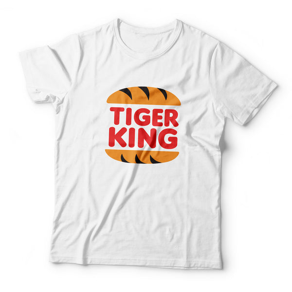 Tiger King T-shirt - by Higren