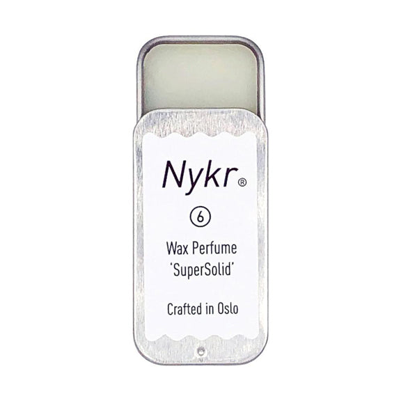 Wax Perfume: Super Solid - By NYKR