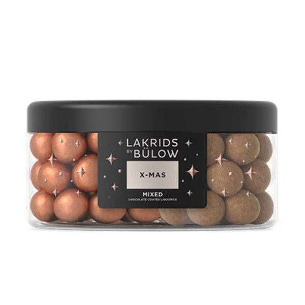 X-MAS MIXED 550 GR - Lakrids by Bülow