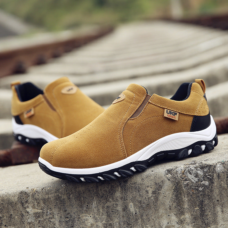 Men Casual Slip-On Mesh Casual Shoes