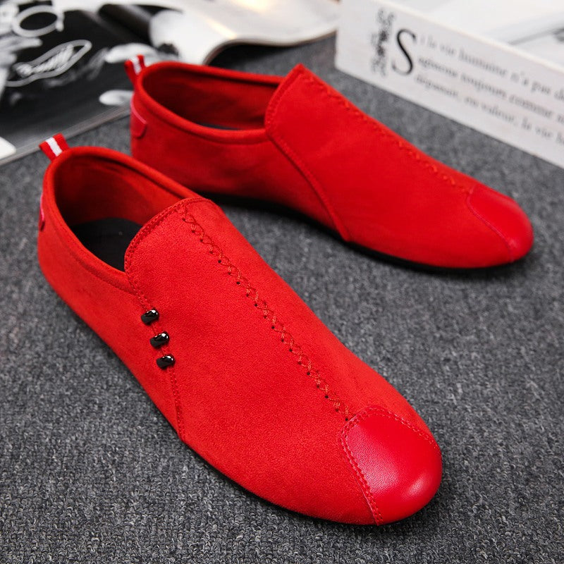Men Casual Slip-On Low-Top Shoes