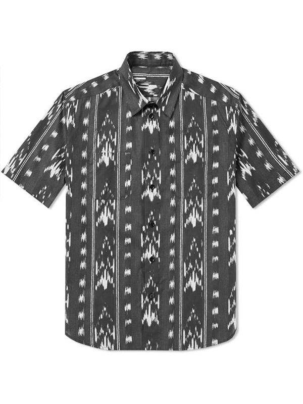 Men Fashion Printed Casual Shirts