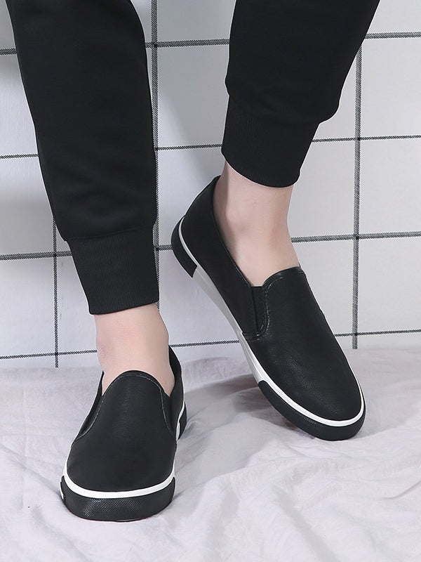 Men Low-Top Casual Shoes