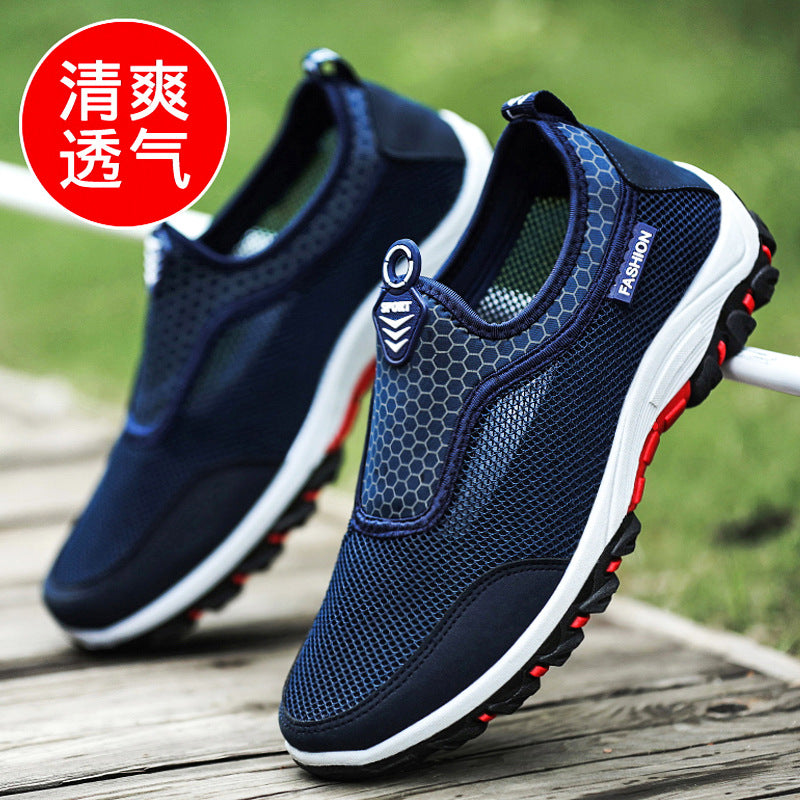 Men Casual Breathable Sports Shoes