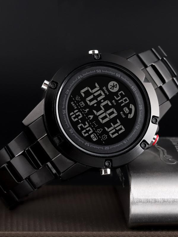 Men Multifunctional Android Universal Bluetooth Reminder Smart Watch