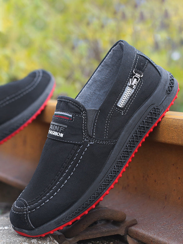 Breathable Slip-On Casual Shoes