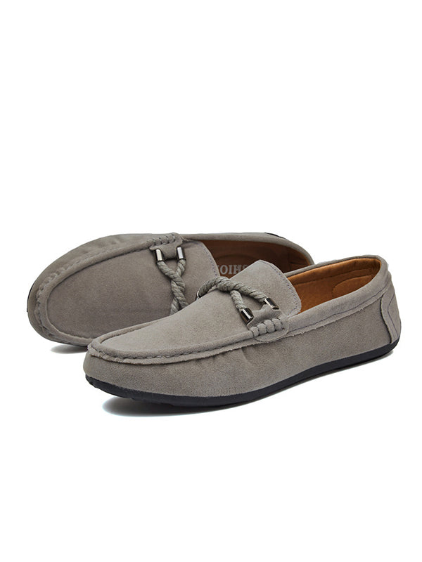 Men Casual Canvas Flat Shoes