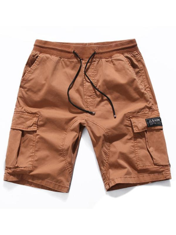 Summer Elasticity Casual Mens Short Bottom