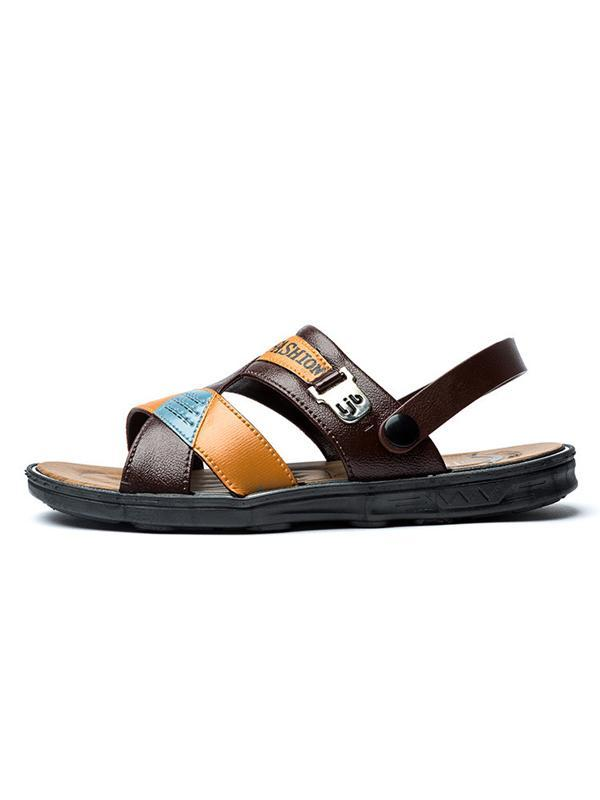 Men Casual Flat Breathable Sandal