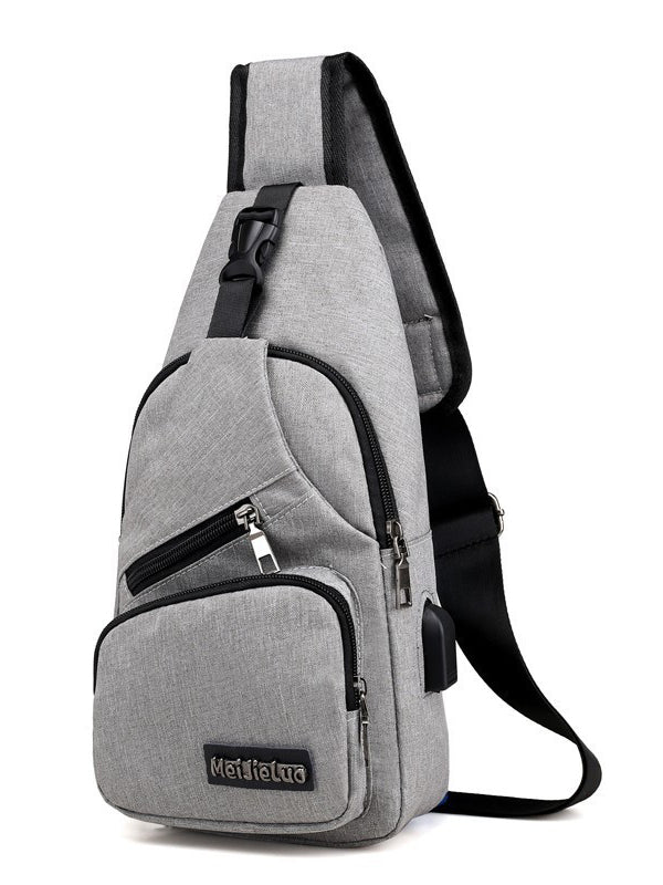 Simple Outdoor Sports Crossbody Bags