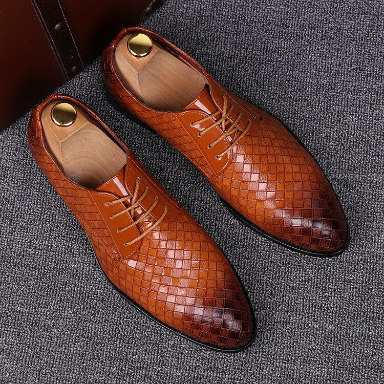 Men Pure Low-Cut Upper Shoes